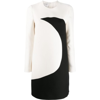 Valentino Illusion ドレス - ニュートラル