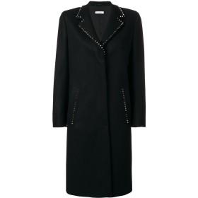 Versace Collection スタッズ シングルコート - ブラック