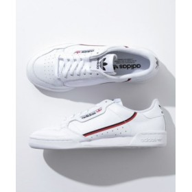 (URBAN RESEARCH/アーバンリサーチ)adidas CONTINENTAL 80/メンズ WHITE