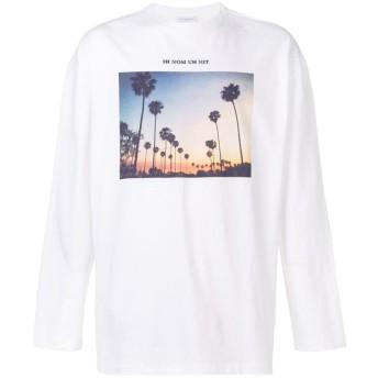 Ih Nom Uh Nit プリント Tシャツ - ホワイト