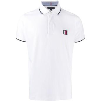 Tommy Hilfiger ロゴ ポロシャツ - ホワイト