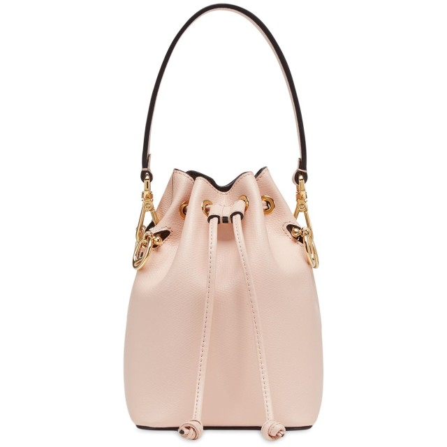 Fendi モン トレゾール バケットバッグ ミニ - ピンク