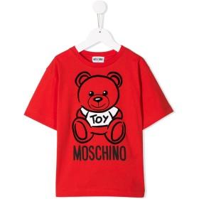 Moschino Kids プリント Tシャツ - レッド