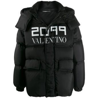 Valentino 2099 Valentino ダウンジャケット - ブラック