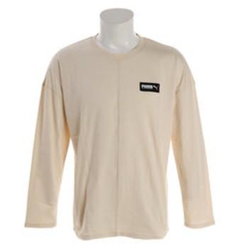 【Super Sports XEBIO & mall店:トップス】FUSION 長袖Tシャツ 581784 89 OWHT