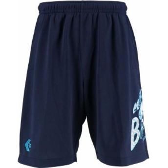 コンバース バスケットボール ジュニアプラクティスパンツ(ポケット付) 19FW ネイビー Tシャツ(cb492801-2900)