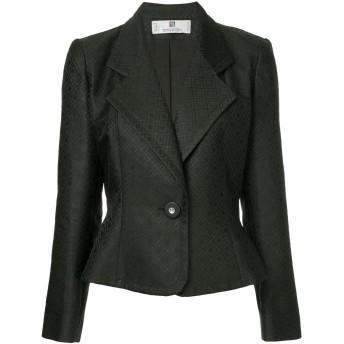 Givenchy Pre-Owned テーラード ジャケット - ブラック