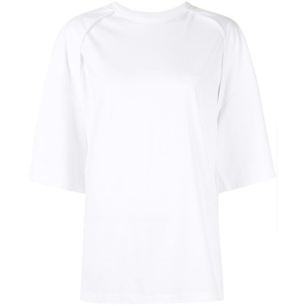 Juun.J オーバーサイズ Tシャツ - ホワイト