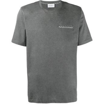 Salvatore Ferragamo ジャージー Tシャツ - グレー