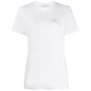 Iro Nelkar プリント スローガン Tシャツ - ホワイト