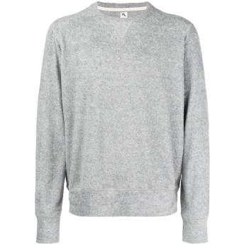 Doppiaa American スウェットシャツ - グレー