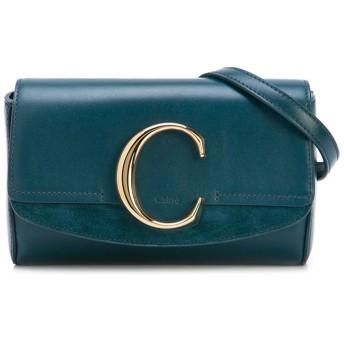Chloé C ベルトバッグ - ブルー
