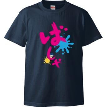 ばしゃTピンク(Tシャツ)(カラー : インディゴ, サイズ : XL)