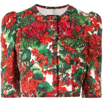 Dolce & Gabbana ポルトフィーノ プリント ジャケット - レッド