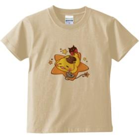 つちのこキッズTシャツ(カラー : ナチュラル, サイズ : 140)