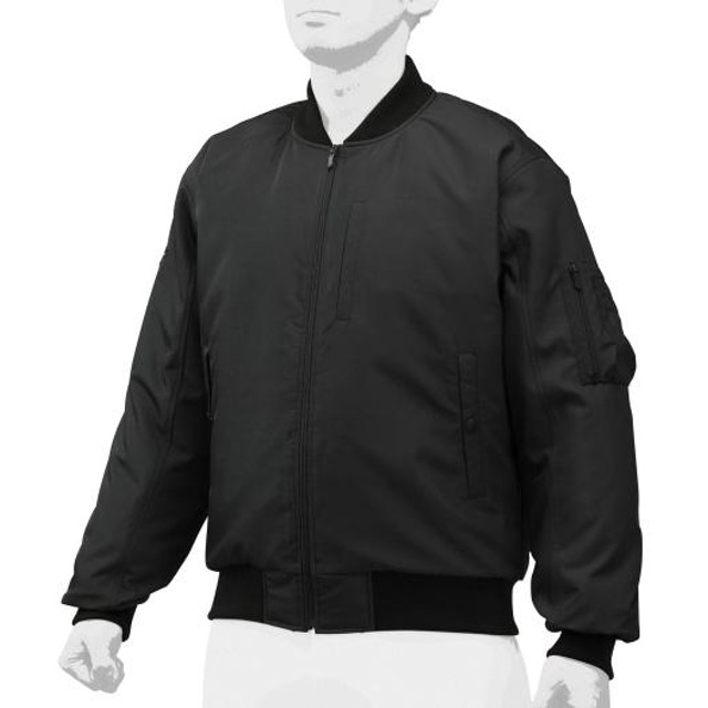 MIZUNO SHOP [ミズノ公式オンラインショップ] 【ミズノプロ】グラウンドコート[ユニセックス] 09 ブラック 12JE9G83