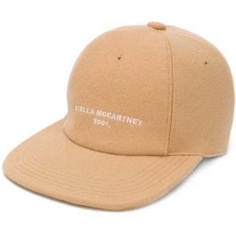 Stella McCartney ロゴ キャップ - ニュートラル