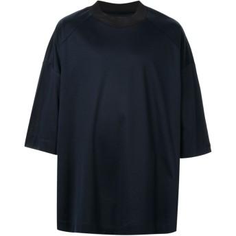 Juun.J オーバーサイズ Tシャツ - ブルー