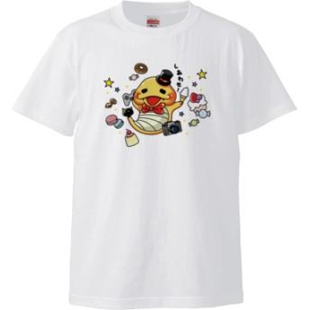 games tuthinoko Tシャツ(カラー : ホワイト, サイズ : M)