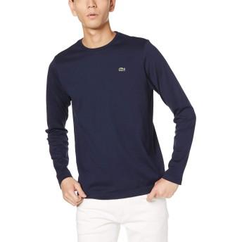 [ラコステ] TEE SHIRTS [公式] クルーネックTシャツ (長袖) メンズ ネイビー EU 004 (日本サイズL相当)
