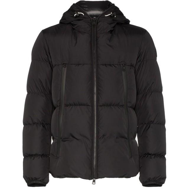 Moncler Montcla パデッドジャケット - ブラック