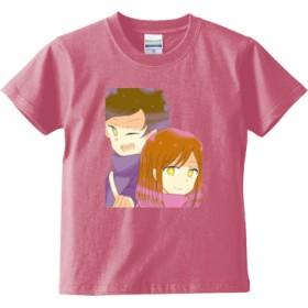 たまみーTシャツ 【子供用】(カラー : ピンク, サイズ : 150)