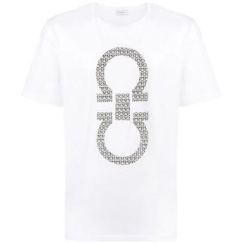 Salvatore Ferragamo ロゴ Tシャツ - ホワイト