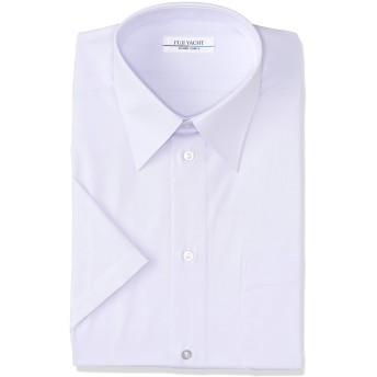 [富士ヨット学生服] 男子 半袖 スクールシャツ 部屋干し臭消える 形態安定 TST21S 白 165A