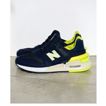 【green label relaxing:シューズ】★★[ニューバランス]new balance SC MS997 NV スニーカー