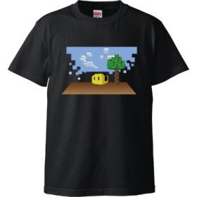 crown channel Tシャツ (カラー : ブラック, サイズ : M)