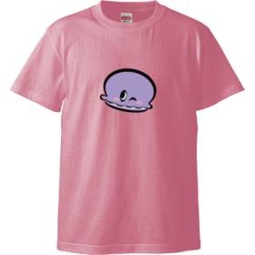 マカロンTシャツ☆(Tシャツ)(カラー : ピンク, サイズ : XL)