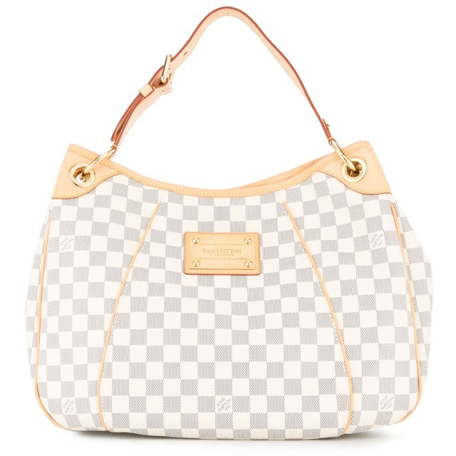 Louis Vuitton Pre-Owned Galliera PM ショルダーバッグ - ホワイト