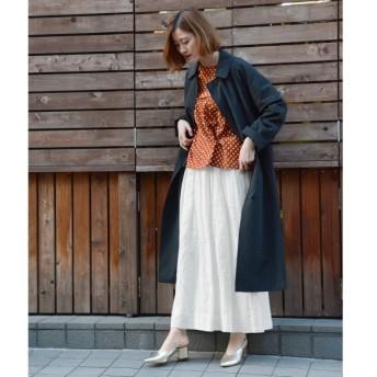 [マルイ]【セール】リネン ギャザーギャザースカート(リネン ギャザーギャザースカート)/ニーム(NIMES)