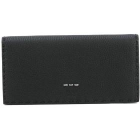 Fendi Selleria コンチネンタル財布 - ブラック