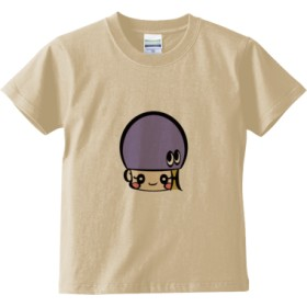 アジーンキッズ(キッズTシャツ)(カラー : ナチュラル, サイズ : 150)