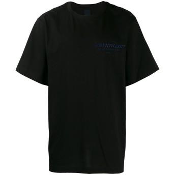 Juun.J グラフィック Tシャツ - ブラック
