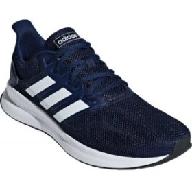 アディダス adidas メンズ シューズ・靴 ランニング・ウォーキング Runfalcon Running Shoe Dark Blue/FTWR White/Core Black