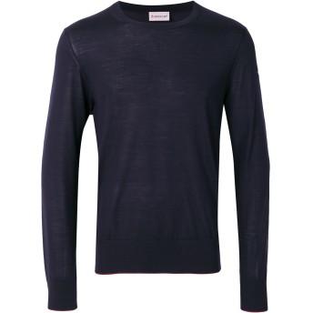 Moncler クルーネックセーター - ブルー