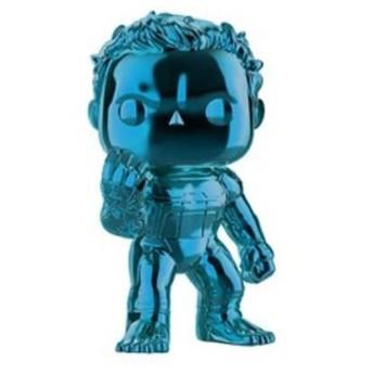【トイザらス限定販売】【POP!】 『アベンジャーズ/エンドゲーム』 ハルク (ナノ・ガントレット付き /クロム版) アソート(ブルー・クロム)【送料無料】