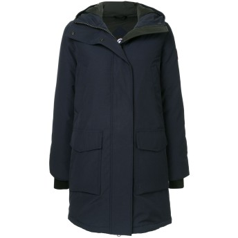 Canada Goose Canmore パーカーコート - ブルー