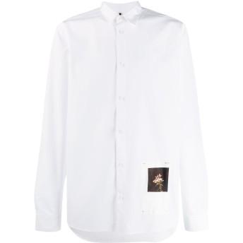 OAMC プリント パッチ シャツ - ホワイト