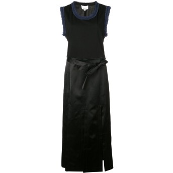 3.1 Phillip Lim スリット スカート - ブラック