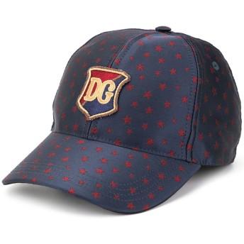 Dolce & Gabbana スタープリント キャップ - ブルー