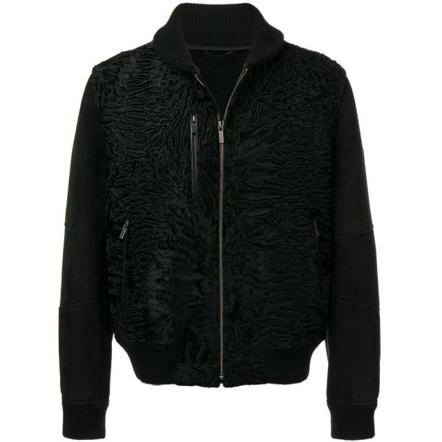 Liska Schwarz コート - ブラック