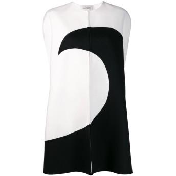Valentino オーバーサイズ コート - ホワイト
