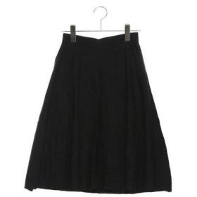 テチチ テラス アウトレット Te chichi TERRASSE outlet フレアミディスカート (ブラック)