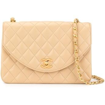 Chanel Pre-Owned Diana ショルダーバッグ - ニュートラル