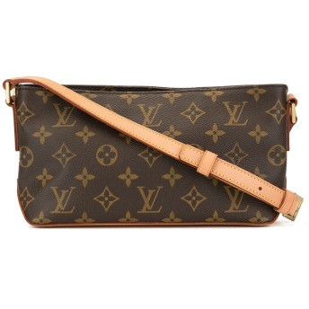 Louis Vuitton Pre-Owned Trotteur ショルダーバッグ - ブラウン
