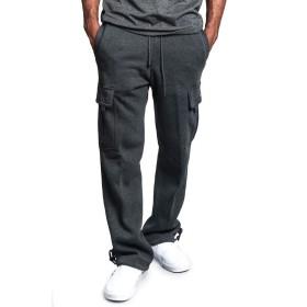 メンズ トレーニングパンツ Hosam ジム メンズ ジョガーパンツ フィットネス スリム スウェットパンツ カーゴパンツ スキニーパンツ ロングパンツ 無地 ズボン ジャージ テーパード 大きいサイズ おしゃれ ストレッチ スリム 多色 男女兼用