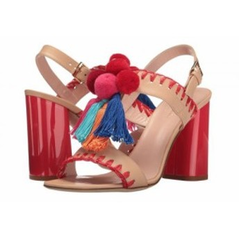 Kate Spade New York ケイト・スペード レディース 女性用 シューズ 靴 ヒール Central Natural Vacchetta/Paprika【送料無料】